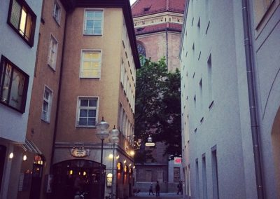 Downtown Munich