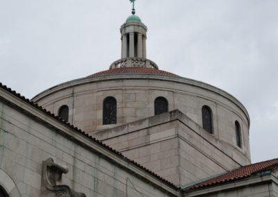 Trinity University - Notre Dame Chapel