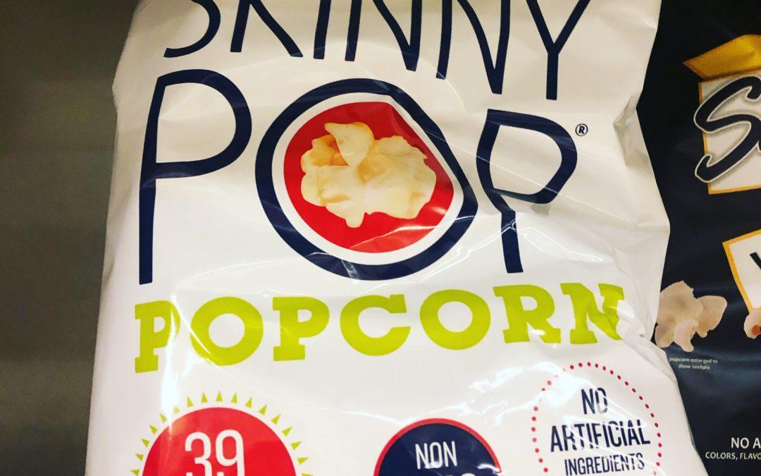 Popcorn – Day 19 of 365