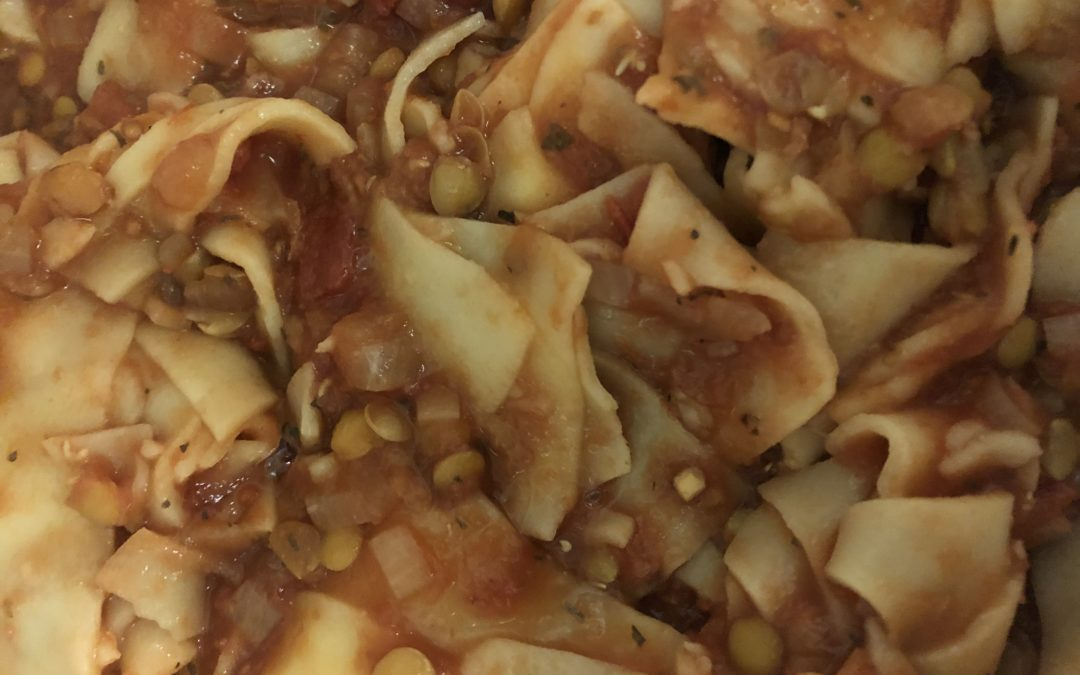 Slow Cooker Vegan Lasagna Soup – Recipe 12 of 365