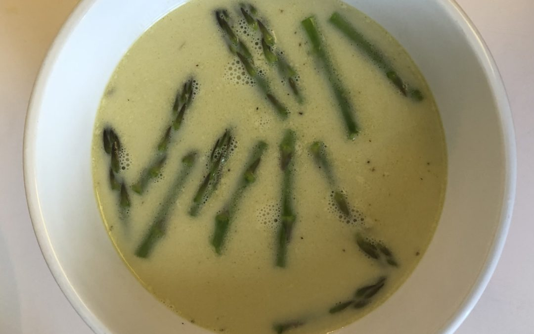 Asparagus Soup – Recipe 42 of 365