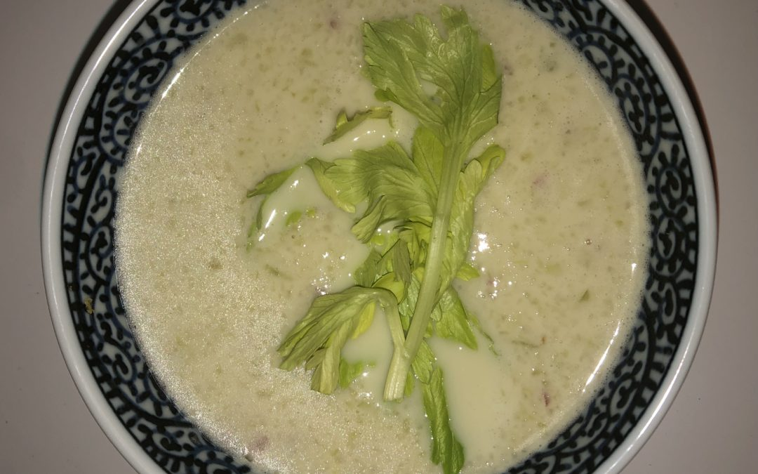 Celery Soup – Recipe 49 of 365