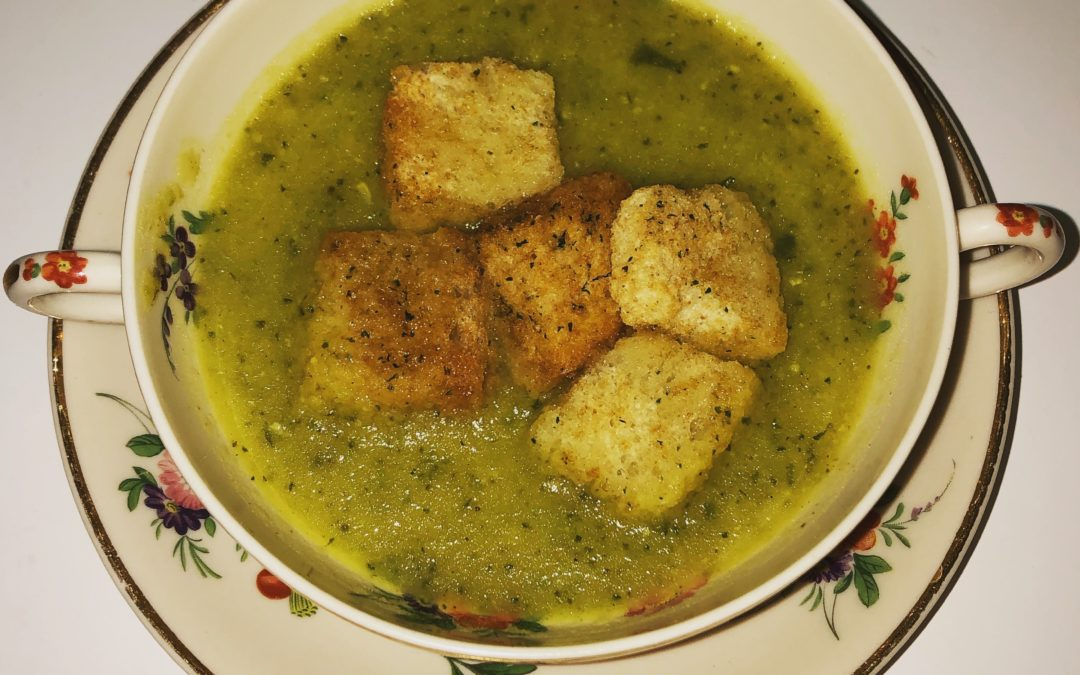 Curried Zucchini Soup – Recipe 10 of 365