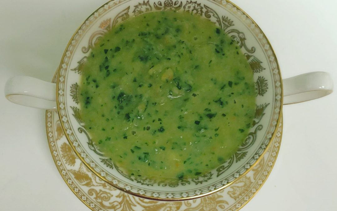 Vegan Potato Kale Soup – Recipe 11 of 365