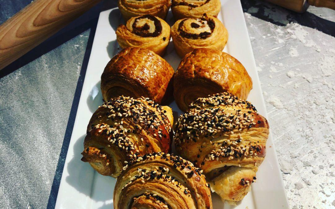 Sweet & Savory Croissant Class at Sur La Table – Recipe 56 – 60