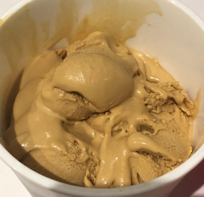 Homemade Salted Caramel Ice Cream – Recipe 189