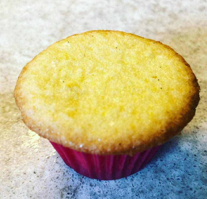 Lemon Cake Mini Cup Cake – Recipe 205