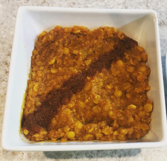 Moroccan Yellow Pea Purée – Recipe 28