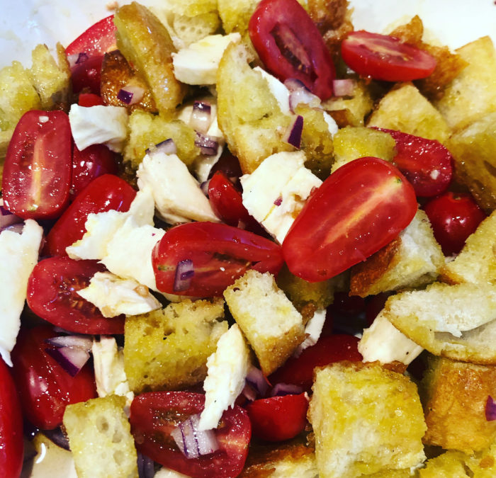 Panzanella Salad – Recipe 33